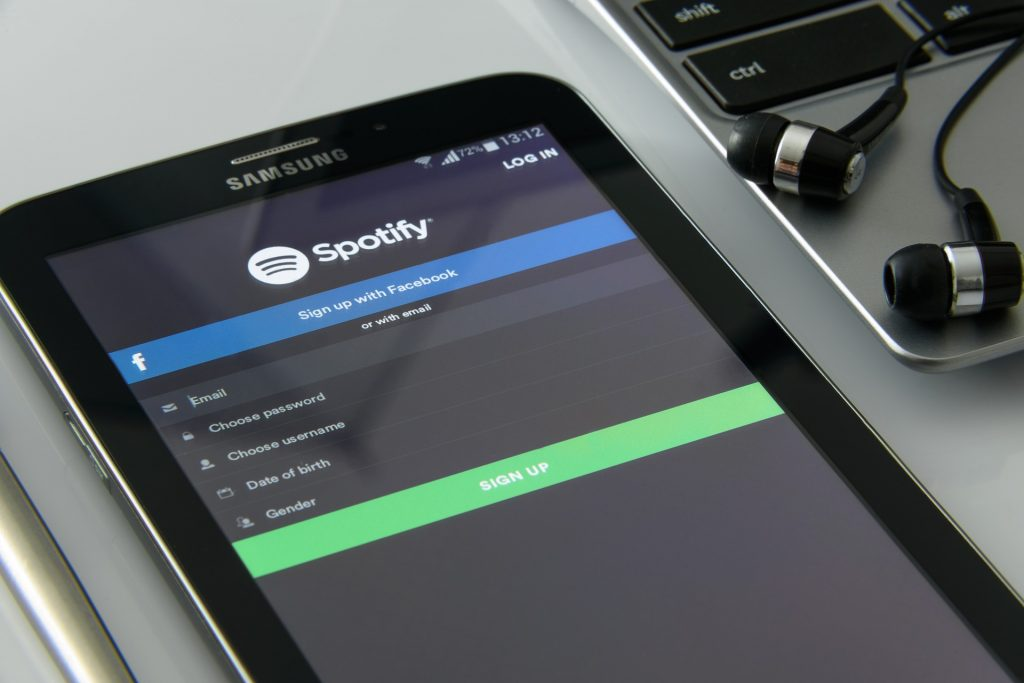Miten ladata musiikkia Spotifysta?